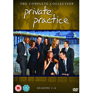 Private Practice - The Complete Collection (UK-import) (DVD)