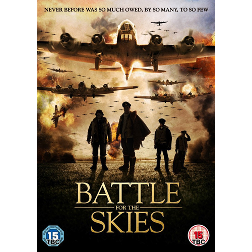 Battle For The Skies (UK-import) (DVD)