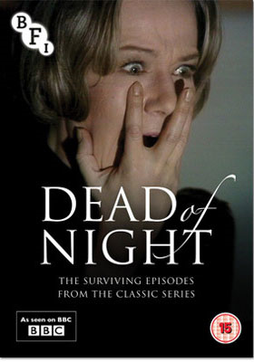 Dead Of Night - The Surviving Episodes (UK-import) (DVD)