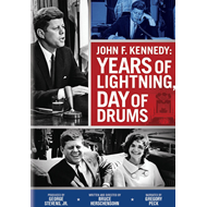 John F. Kennedy - Years Of Lightning, Days Of Drums (DVD - SONE 1)