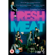 Fresh Meat - Sesong 1 (UK-import) (DVD)