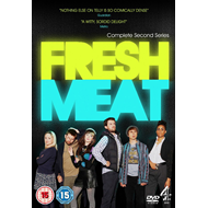 Fresh Meat - Sesong 2 (UK-import) (DVD)