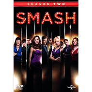 Smash - Sesong 2 (UK-import) (DVD)
