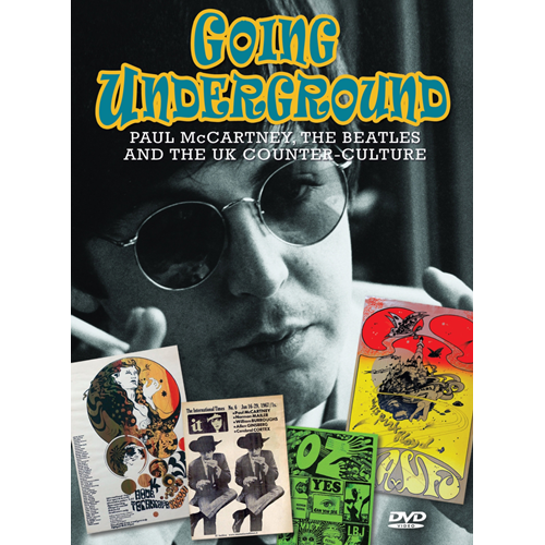 Going Underground - Paul McCartney, The Beatles And The UK Counter Culture (DVD)