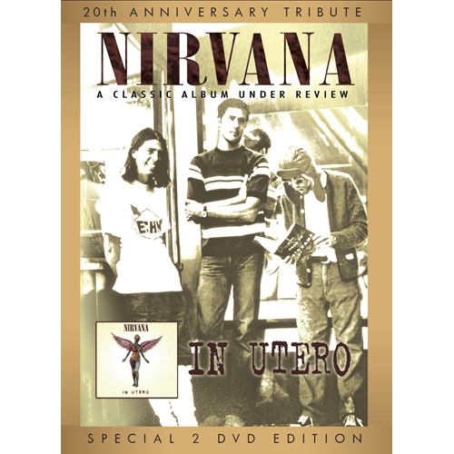 Nirvana - In Utero Under Review - 20th Anniversary Edition (DVD)