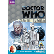 Doctor Who - The Tenth Planet (UK-import) (DVD)
