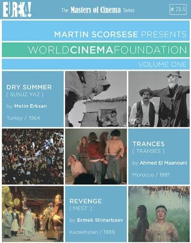 Martin Scorsese Presents: World Cinema Foundation - Vol. 1 (UK-import) (Blu-ray + DVD)
