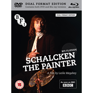 Schalcken The Painter (UK-import) (Blu-ray + DVD)