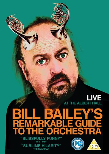 Bill Bailey's Remarkable Guide To The Orchestra (UK-import) (DVD)