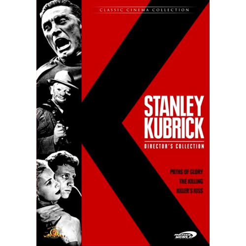 Stanley Kubrick - Director's Collection (DVD)