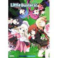 Produktbilde for Little Busters! - Sesong One Collection One (DVD - SONE 1)