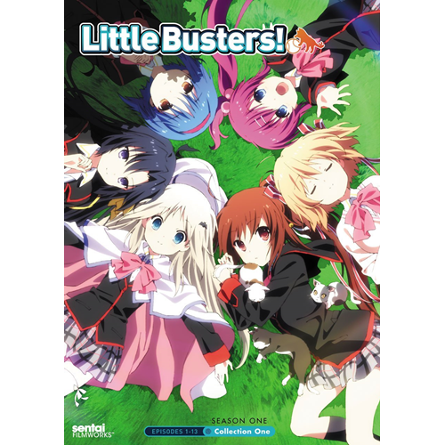 Little Busters! - Sesong One Collection One (DVD - SONE 1)