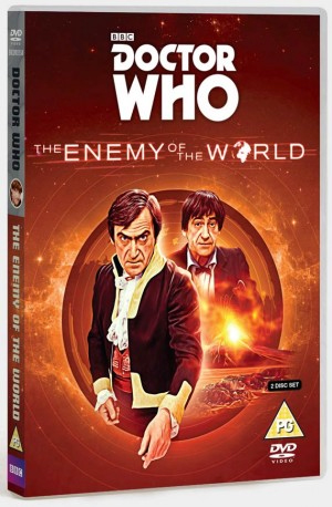 Doctor Who - The Enemy Of The World (UK-import) (DVD)