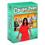 Cougar Town - Sesong 1 - 3 (UK-import) (DVD)