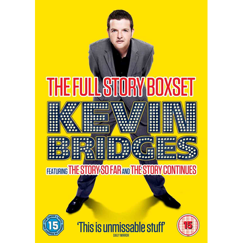 Kevin Bridges - The Full Story (UK-import) (DVD)