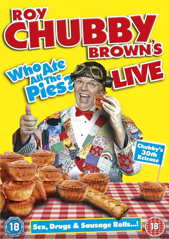 No sabe Shes Damn Roy Chubby Brown Dvd Atractivamente Yum-5995