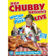 Roy Chubby Brown - Who Ate All The Pies? (UK-import) (DVD)