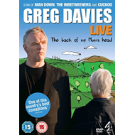 Greg Davies - The Back Of My Mum's Head (UK-import) (DVD)