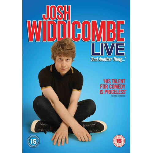 Josh Widdicombe - And Another Thing... (UK-import) (DVD)