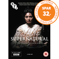 Supernatural (UK-import) (DVD)