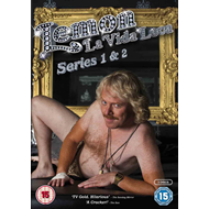 Lemon La Vida Loca - Sesong 1 & 2 (UK-import) (DVD)