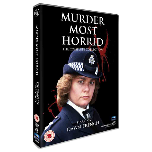 Murder Most Horrid - The Complete Series (UK-import) (DVD)
