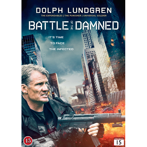 Battle Of The Damned (DVD)