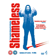 Shameless - Sesong 1 - 11 (UK-import) (DVD)