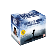 Highway To Heaven - The Complete Collection (UK-import) (DVD)