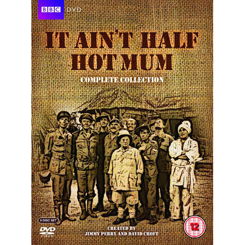 It Ain't Half Hot Mum - Complete Collection (UK-import) (DVD)