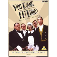 You Rang, M'Lord? - The Complete Series (UK-import) (DVD)