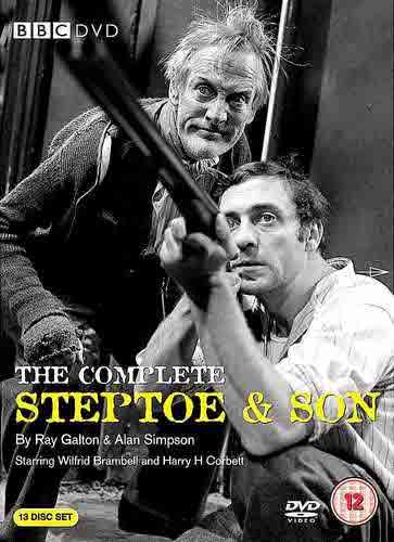 The Complete Steptoe & Son (UK-import) (DVD)