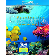 Fascination Coral Reef 3D Boxset (UK-import) (Blu-ray 3D + Blu-ray)