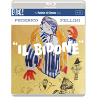 Il Bidone (UK-import) (Blu-ray + DVD)