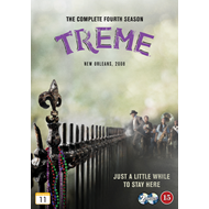 Produktbilde for Treme - Sesong 4 (UK-import) (DVD)