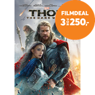 Produktbilde for Thor 2 - The Dark World (DVD)