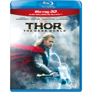 Thor - The Dark World (Blu-ray 3D + Blu-ray)