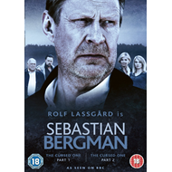 Sebastian Bergman - Part 1 & Part 2 (UK-import) (DVD)