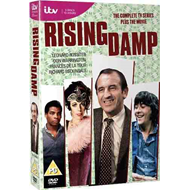 Rising Damp - Complete Collection (UK-import) (DVD)