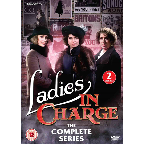 Ladies In Charge - The Complete Series (UK-import) (DVD)