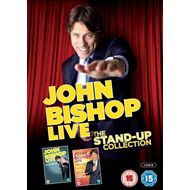 John Bishop - Live: The Stand-Up Collection (UK-import) (DVD)
