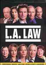 L.A. Law - Sesong 6 (UK-import) (DVD)