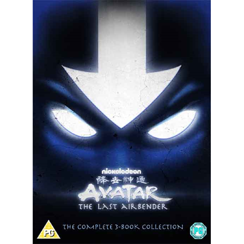 Avatar: The Last Airbender - The Complete Book 3 Collection (UK-import) (DVD)