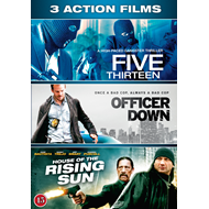 3 Action Movies (DVD)
