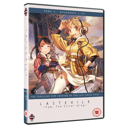 Last Exile - Fam, The Silver Wing - Part 1 (UK-import) (DVD)