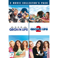 Grown Ups 1 & 2 (DVD)
