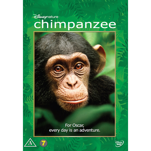 Disney Nature: Chimpanzee (DVD)