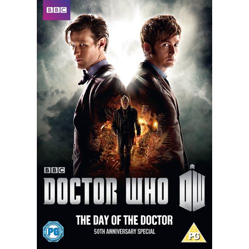 Doctor Who - The Day Of The Doctor (UK-import) (DVD)