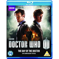 Doctor Who - The Day Of The Doctor (UK-import) (Blu-ray 3D + Blu-ray)