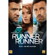Produktbilde for Runner Runner (DVD)